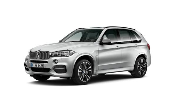 2015 BMW X5 M50d Gauteng Roodepoort_0