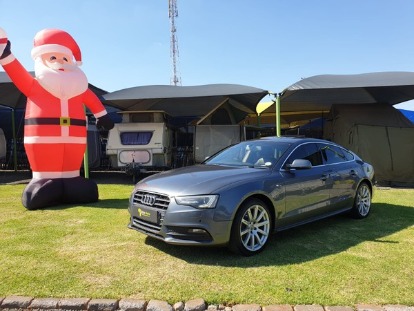 2012 Audi A5 2.0 Tdi Multi  North West Province Rustenburg_0