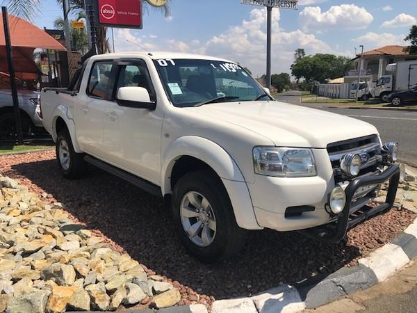 2007 Ford Ranger 2.5 Td Xlt 4x4 Pu Dc  Gauteng Boksburg_0