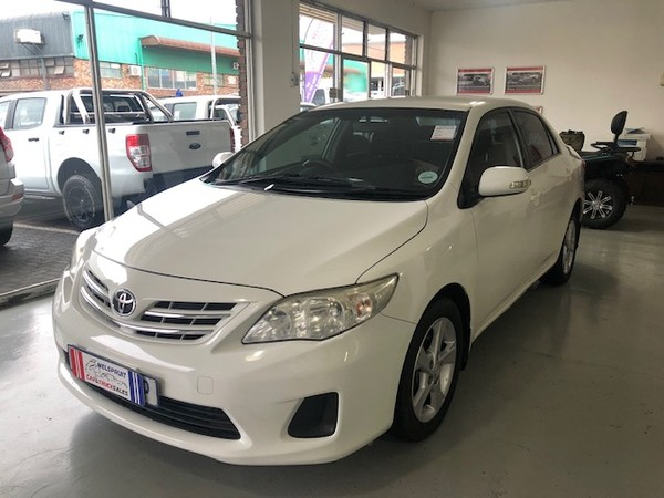 2013 Toyota Corolla 1.6 Advanced At  Mpumalanga Nelspruit_0