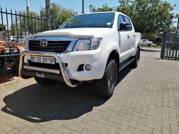 2015 Toyota Hilux 2.7 VVTi LEGEND 45 RB Double Cab Bakkie Gauteng Centurion_0