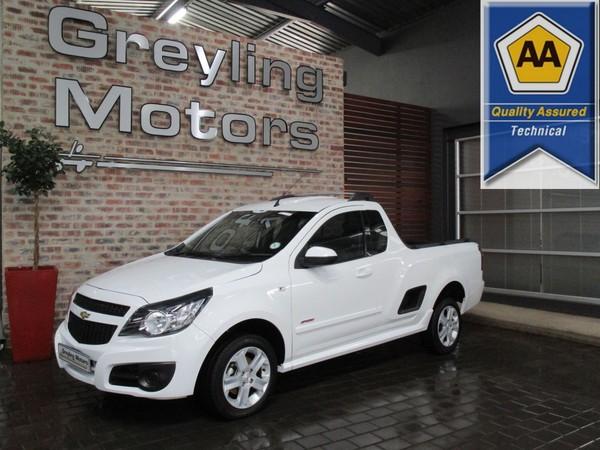 2012 Chevrolet Corsa Utility 1.8 Sport Pu Sc  Gauteng Pretoria_0