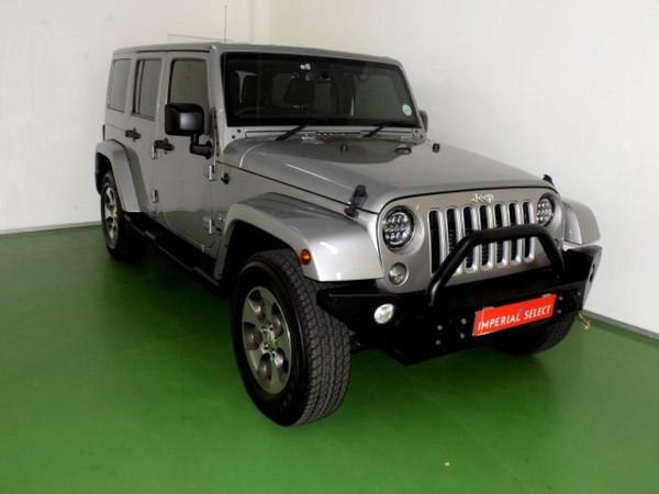 2017 Jeep Wrangler 2.8 Crd Unltd Sahar At  Kwazulu Natal Umhlanga Rocks_0