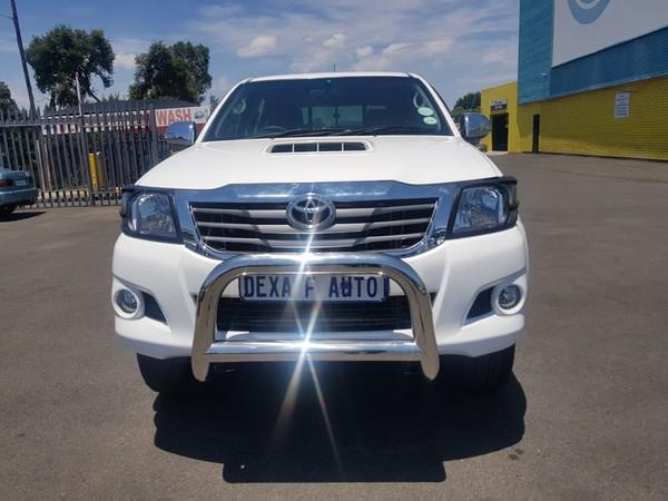 2009 Toyota Hilux 3.0d-4d Raider Rb At Pu Dc  Gauteng Bramley_0