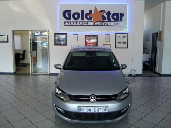 2012 Volkswagen Polo 1.6 Comfortline Tip  Gauteng Edenvale_0