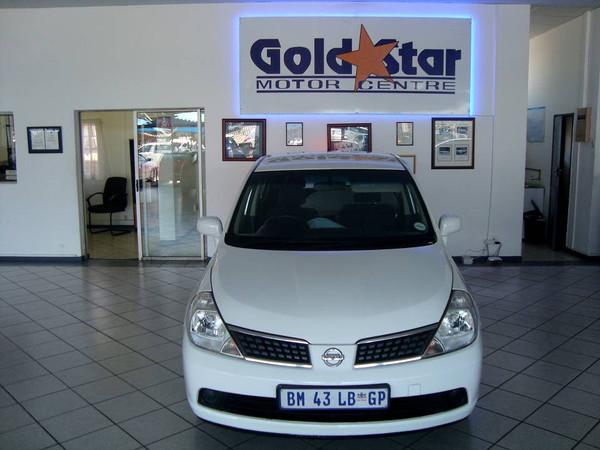 2011 Nissan Tiida 1.6 Acenta MT Sedan Gauteng Edenvale_0