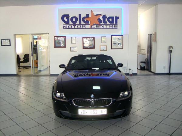 2006 BMW Z4 2.5si Roadster e85  Gauteng Edenvale_0