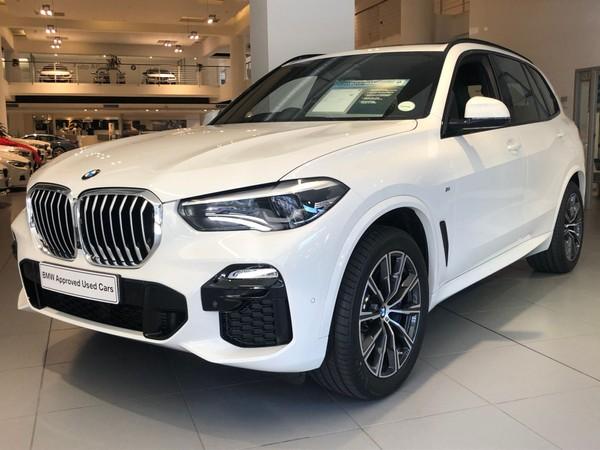 2019 BMW X5 xDRIVE30d M-Sport Auto Western Cape Cape Town_0