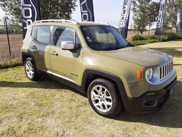 2016 Jeep Renegade 1.4 Tjet LTD Western Cape Somerset West_0