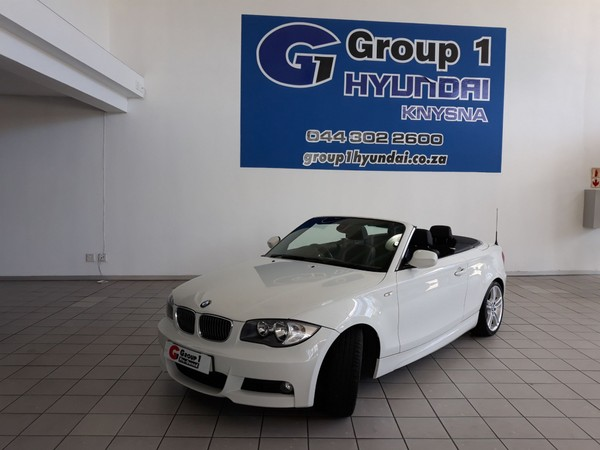2011 BMW 1 Series 125i Convertible At  Western Cape Knysna_0