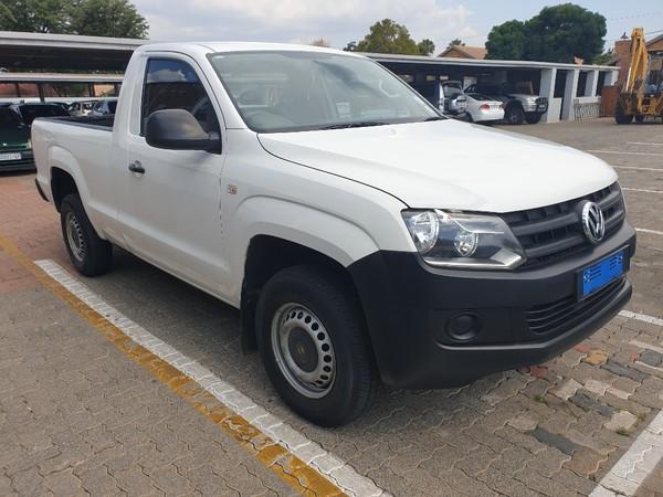 2012 Volkswagen Amarok 2.0tdi 103kw Sc Pu  Gauteng Alberton_0