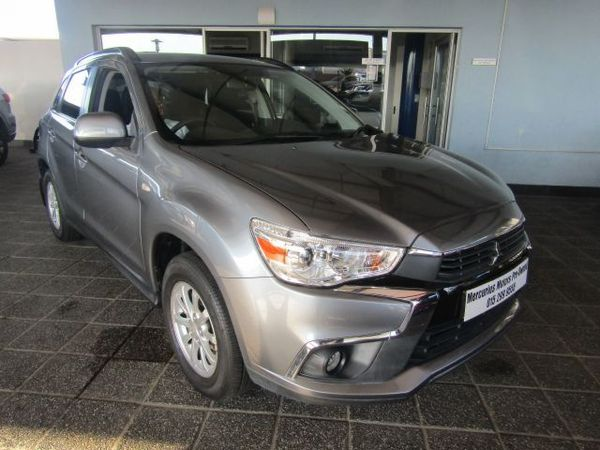 2017 Mitsubishi ASX 2.0 GL CVT Limpopo Polokwane_0