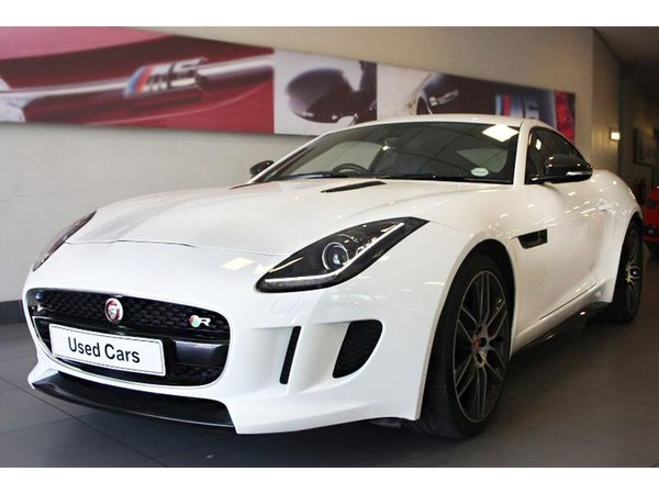 2014 Jaguar F-TYPE R 5.0 V8 SC Coupe Gauteng Four Ways_0
