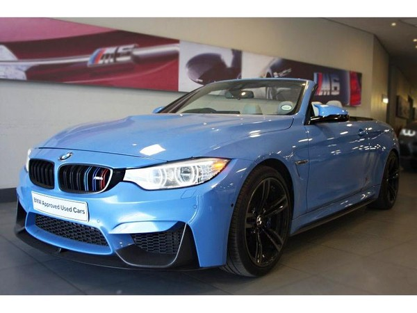 2014 BMW M4 Convertible M-DCT Gauteng Four Ways_0