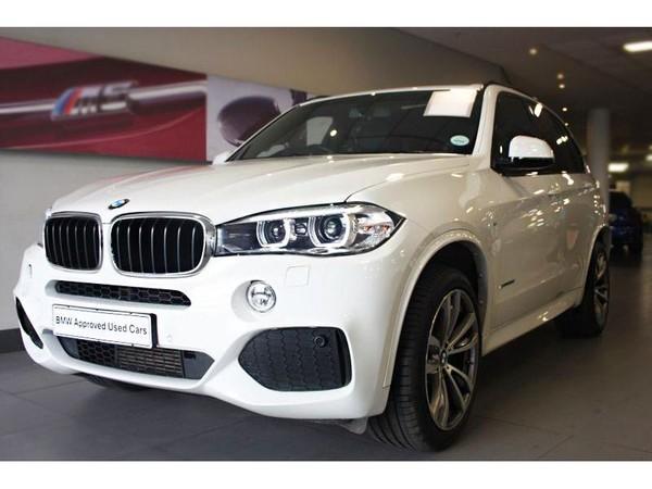 2016 BMW X5 xDRIVE30d M-Sport Auto Gauteng Four Ways_0