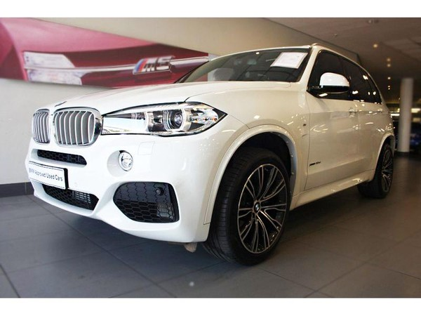 2018 BMW X5 xDRIVE40d M-Sport Auto Gauteng Four Ways_0