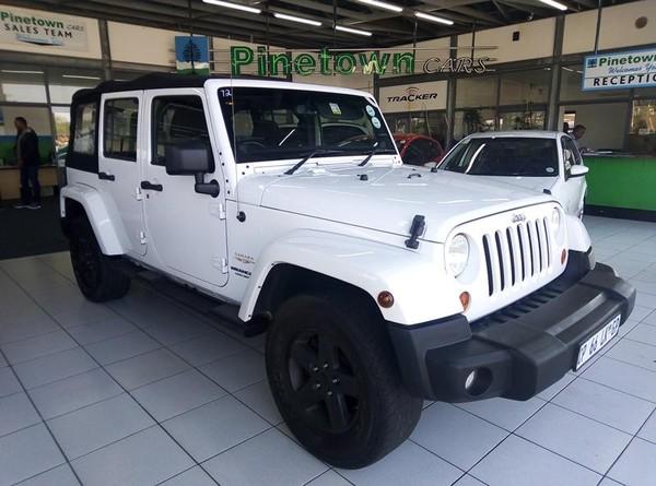 2013 Jeep Wrangler Unlimited 3.6l V6 At  Kwazulu Natal Pinetown_0