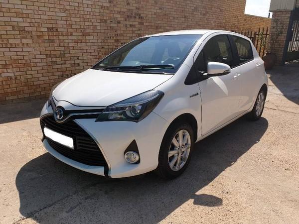 2015 Toyota Yaris 1.5 Hsd Xs 5dr hybrid  Gauteng Alberton_0