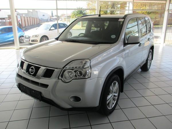 2014 Nissan X-Trail 2.0 Dci 4x2 Xe r82r88  Gauteng Nigel_0