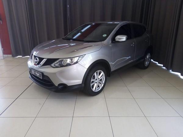 2017 Nissan Qashqai 1.2T Acenta Gauteng Nigel_0
