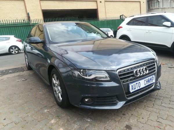 2014 Audi A4 2.0 Tdi Ambition Multi b8  Gauteng Johannesburg_0