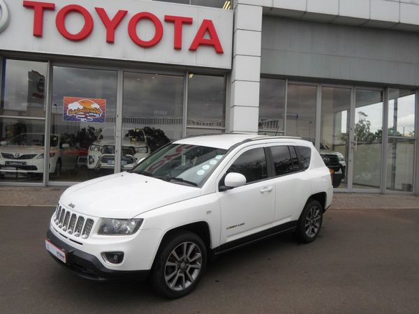 2013 Jeep Compass 2.0 LTD Auto Kwazulu Natal Durban_0