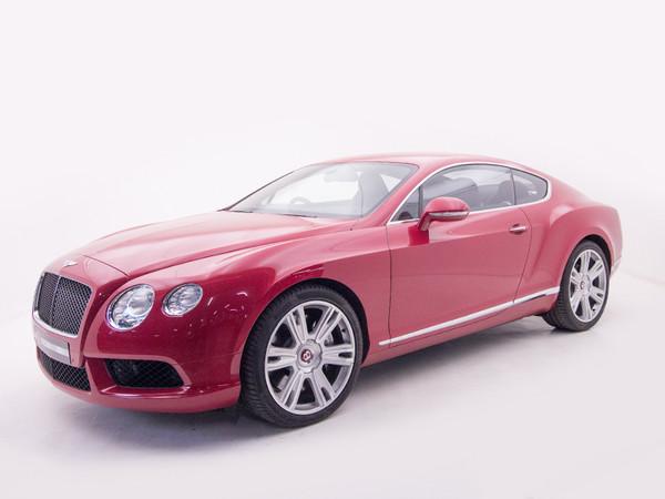2014 Bentley Continental Gt  Gauteng Boksburg_0
