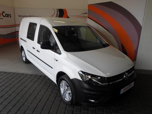 2019 Volkswagen Caddy VOLKSWAGEN CADDY 4 MAXI CREWBUS 2.0 TDi DSG Gauteng Pretoria_0