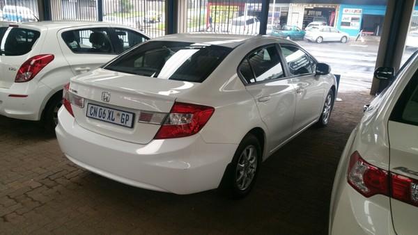 2013 Honda Civic 1.6 Comfort At  Gauteng Randburg_0