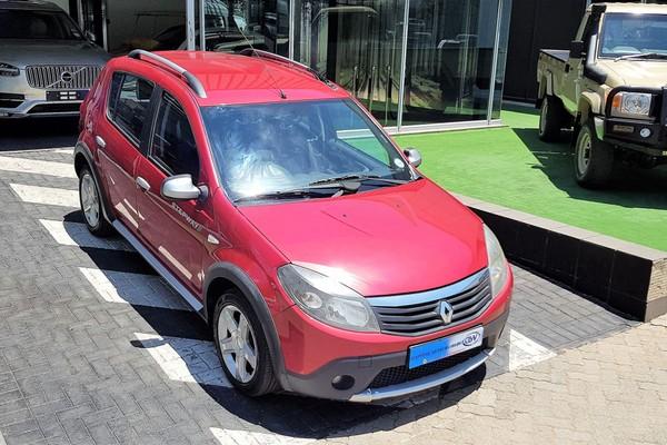 2012 Renault Sandero 1.6 Stepway  Gauteng Midrand_0