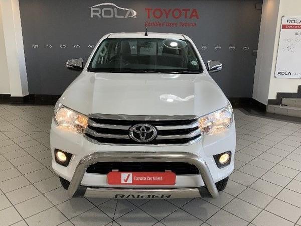 2017 Toyota Hilux 2.8 GD-6 Raider 4x4 Extended Cab Bakkie Western Cape Somerset West_0