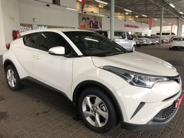2017 Toyota C-HR C-HR 1.2 CVT Plus  Gauteng Midrand_0