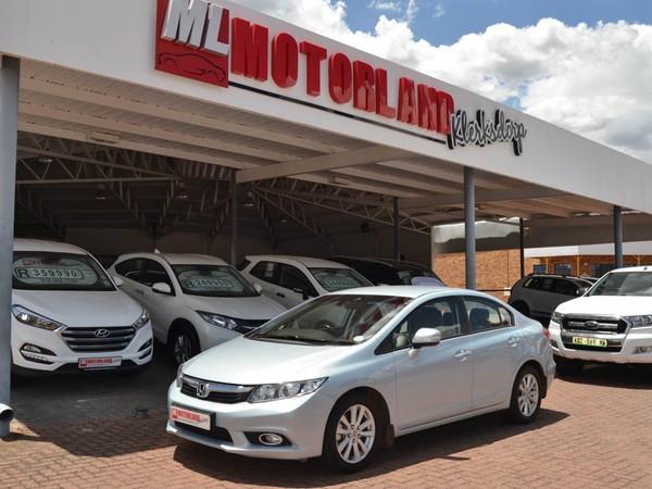2012 Honda Civic 1.8 Elegance 5dr  North West Province Klerksdorp_0