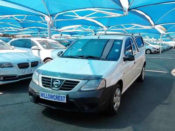 2013 Nissan NP200 1.6 Ac Pu Sc  Gauteng Randburg_0