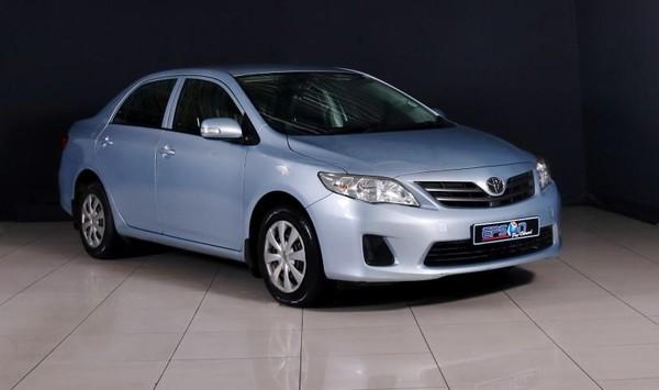 2014 Toyota Corolla 1.3 Professional  Gauteng Nigel_0