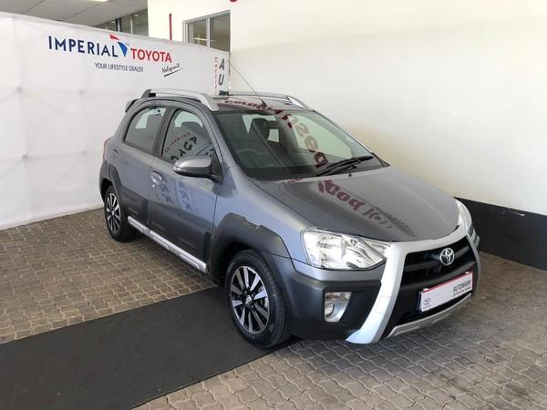 2017 Toyota Etios Cross 1.5 Xs 5Dr Mpumalanga Nelspruit_0