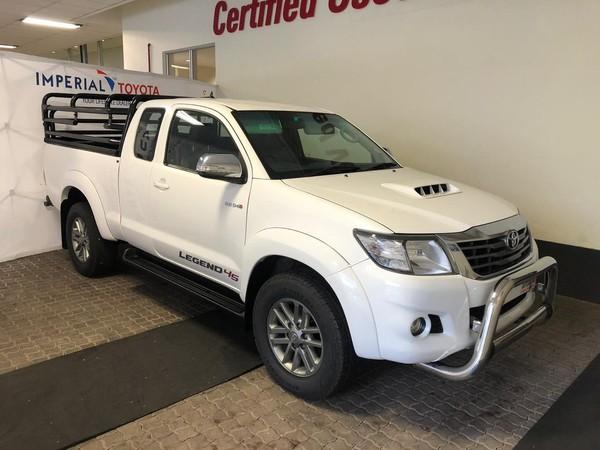2015 Toyota Hilux 3.0D-4D LEGEND 45 4X4 XTRA CAB PU Mpumalanga Nelspruit_0