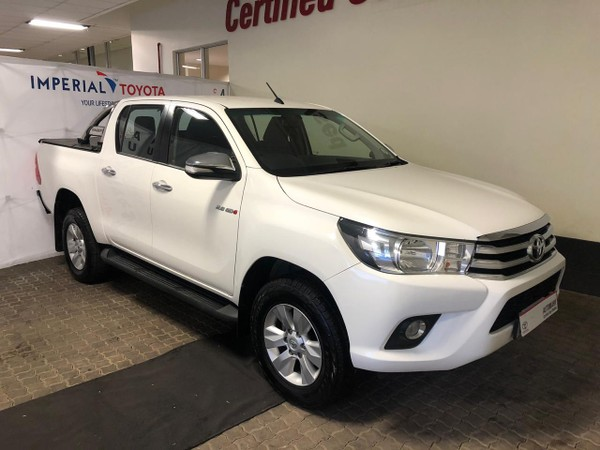 2017 Toyota Hilux 2.8 GD-6 RB Raider Double Cab Bakkie Auto Mpumalanga Nelspruit_0