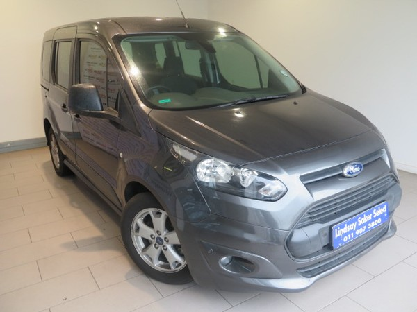 2017 Ford Tourneo Connect 1.0 Trend SWB Gauteng Johannesburg_0