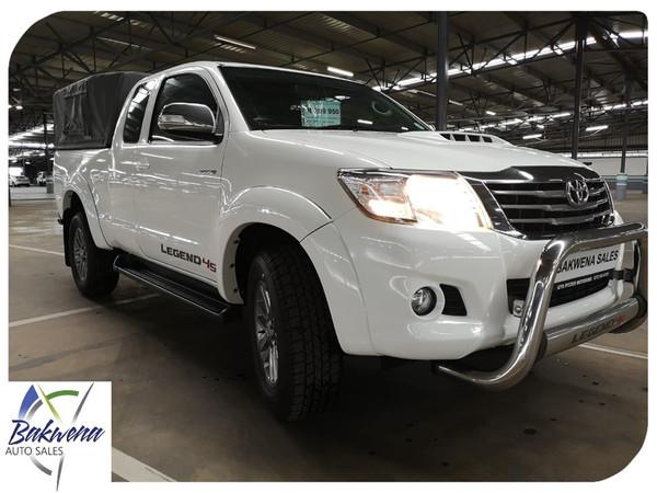 2015 Toyota Hilux 3.0D-4D LEGEND 45 XTRA CAB PU Gauteng Karenpark_0