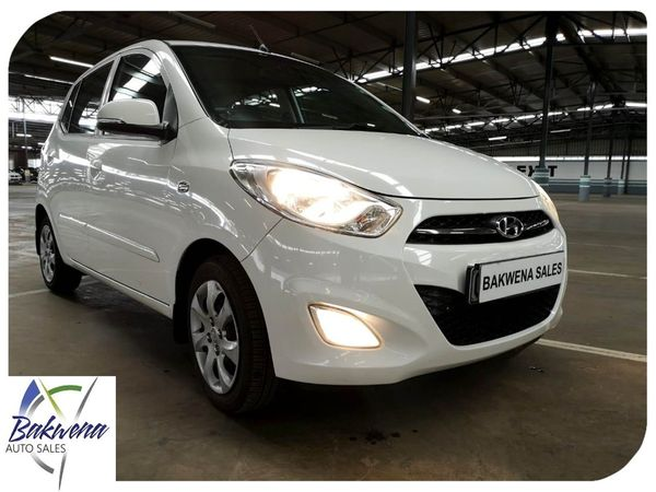 2013 Hyundai i10 1.1 Gls  Gauteng Karenpark_0