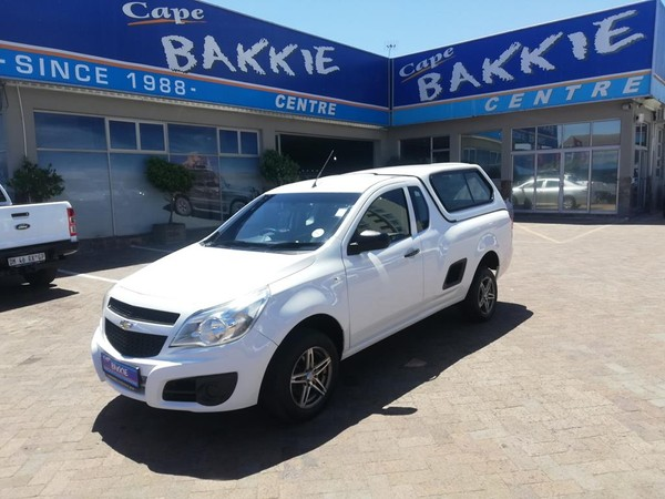2013 Chevrolet Corsa Utility 1.4 Ac Pu Sc  Western Cape Parow_0
