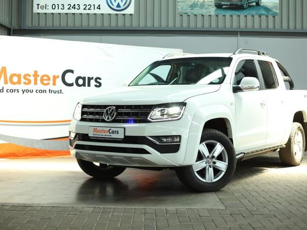 2019 Volkswagen Amarok 2.0 BiTDi Highline 132kW 4Motion Auto Double Cab B Mpumalanga Secunda_0
