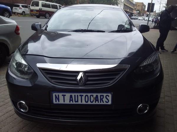 2014 Renault Fluence 1.6 expression Gauteng Johannesburg_0