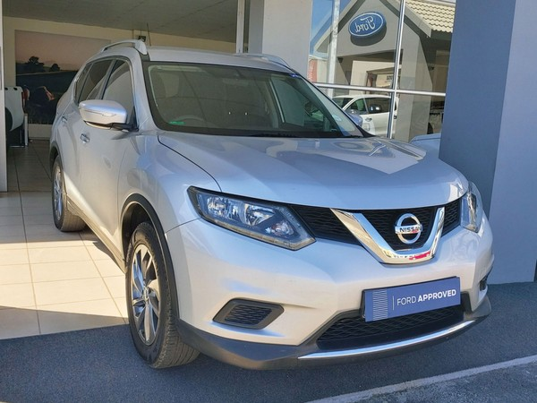 2016 Nissan X-Trail 1.6dCi XE T32 Eastern Cape Cradock_0