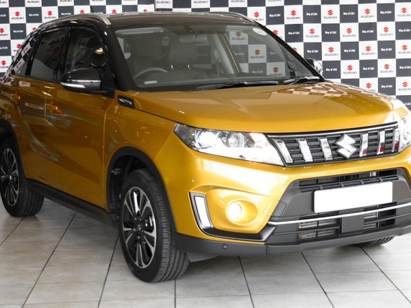 2019 Suzuki Vitara 1.4T GLX Gauteng Alberton_0