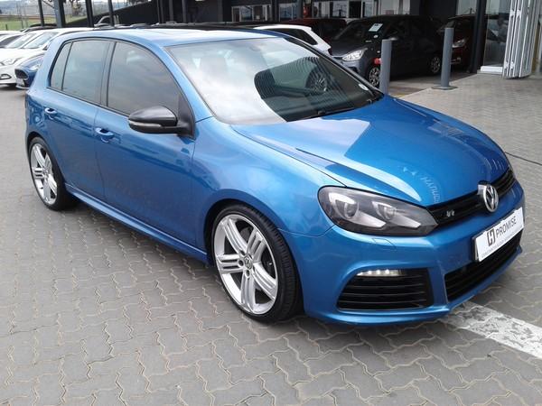 2012 Volkswagen Golf Vi 2.0 Tsi R Dsg  Gauteng Roodepoort_0