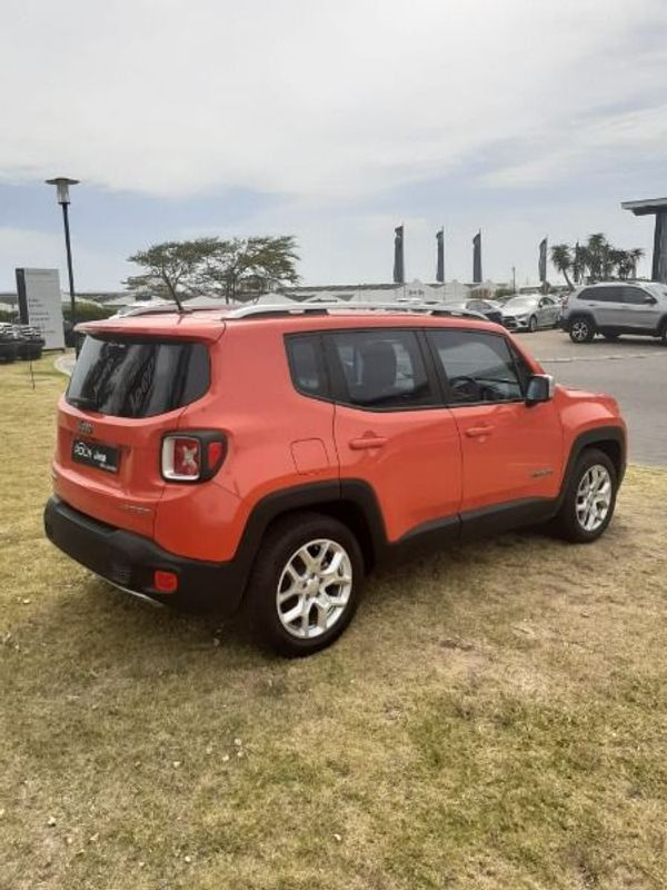 2017 Jeep Renegade 1.6 MJET LTD Western Cape Somerset West_0