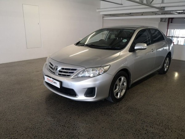 2011 Toyota Corolla 1.6 Advanced At  Western Cape Table View_0