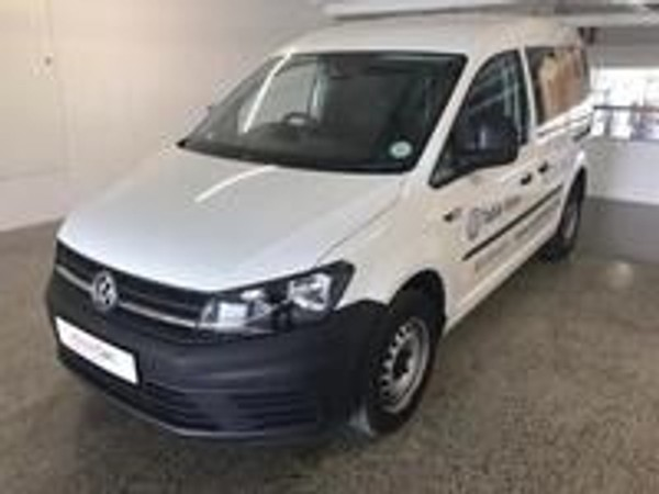 2019 Volkswagen Caddy Crewbus 1.6i Western Cape Table View_0